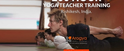 200 Hour Yoga Teacher Training in Rishikesh India