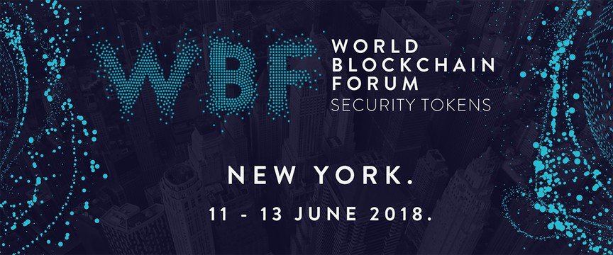 World Blockchain Forum New York - Security Tokens