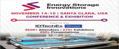Energy Storage Innovations - Conference and Exhibition, Santa Clara