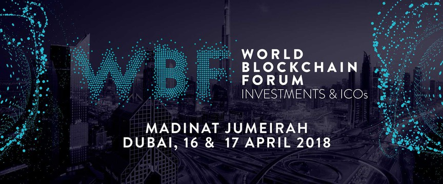 World Blockchain Forum Dubai - Investments & ICOs