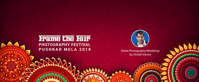 Photography Workshop by Dinesh Varma in Pushkar Mela