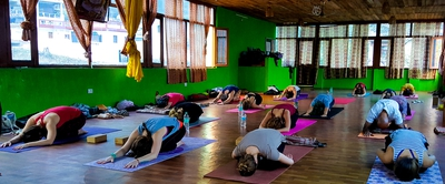 300 Hour Yoga Teacher Training in Rishikesh RYS300 (March)