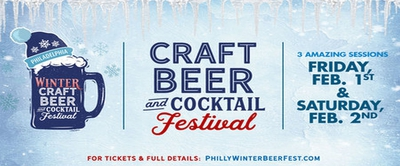 Philadelphia Winter Craft Beer and Cocktail Festival