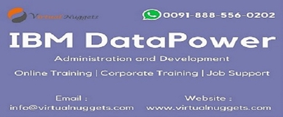 IBM DataPower Online Training | VirtualNuggets