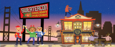 Sweater-Con 2018: San Francisco Holiday Pub Crawl