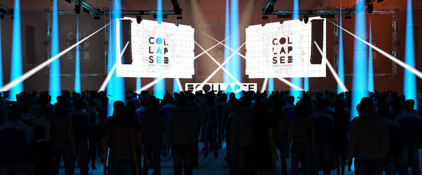 COLLAPSE Kassel 2019 - A new German techno event