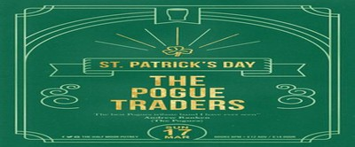 St Patrick's Day with The Pogue Traders Live at Half Moon Pu