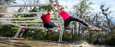 Rugged Maniac 5k Obstacle Race, Kitchener - July 2020