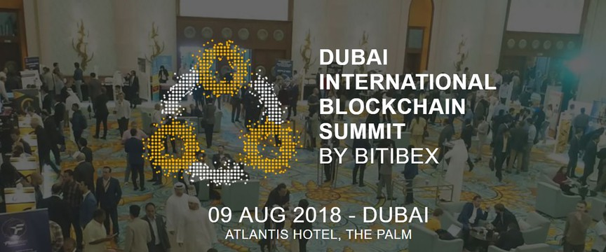 Dubai International Blockchain Summit - The largest gathering of Blockchain in the Middle East