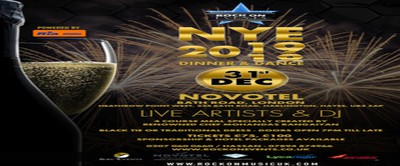Bollywood New Years Eve Dinner & Dance, Novotel London Heathrow