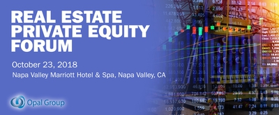 Real Estate Private Equity Forum