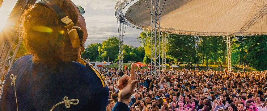 Isle of Summer Open Air | Olympia Reitanlage 2019 - A decade of stellar sounds