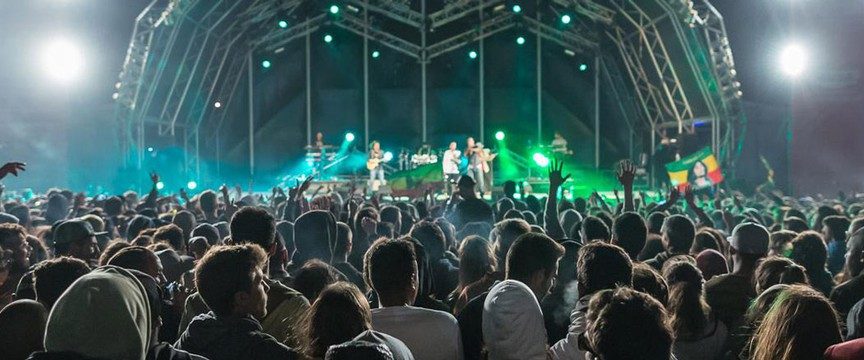 MUSA CASCAIS 2019 - 20 years of seaside reggae