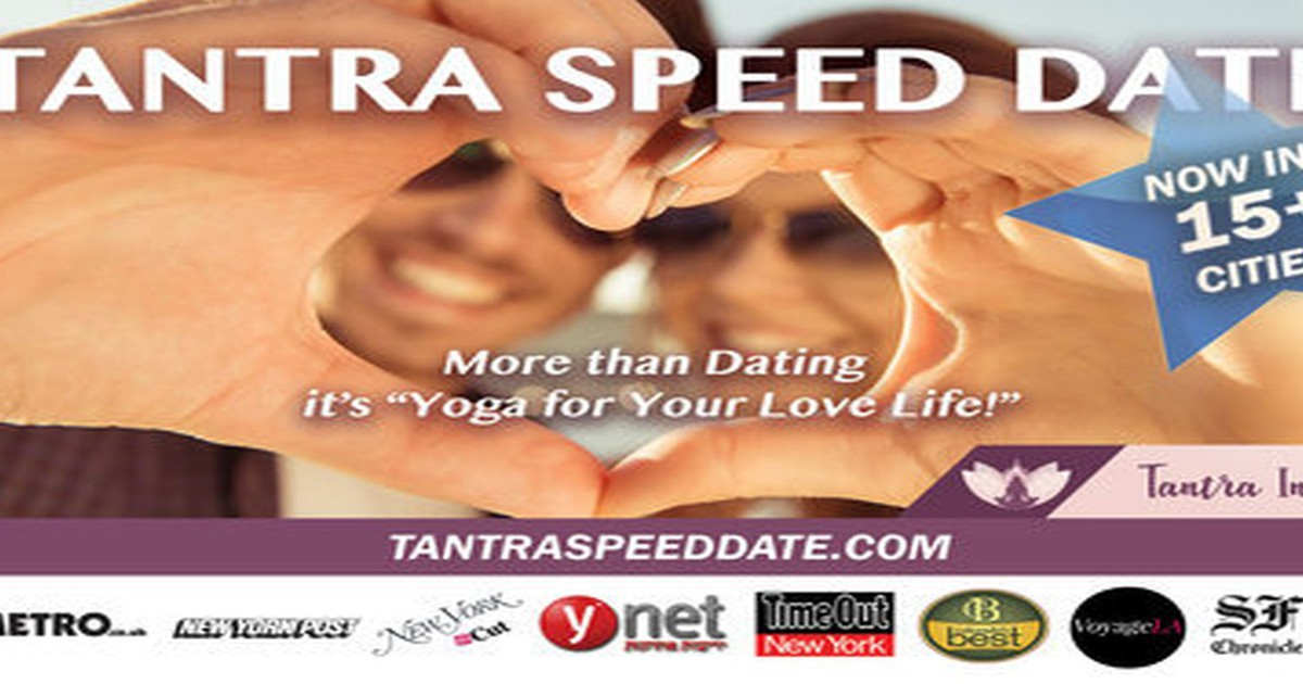 speed dating sf