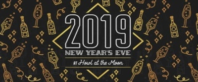 New Year's Eve 2019 at Howl at the Moon Denver!
