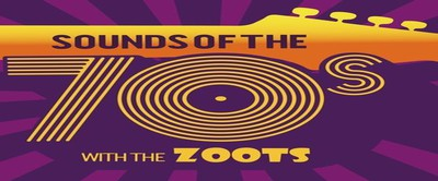 Sounds of the 70s show by The Zoots at Stamford Corn Exchang