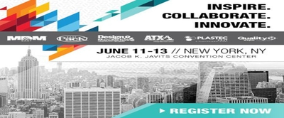The Largest Advanced Design &  Manufacturing Event on the Ea