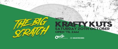 The Big Scratch with Krafty Kuts