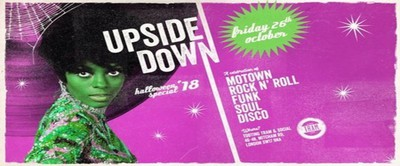 Upside Down: Motown, Disco & Soul - Halloween Special