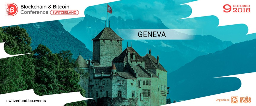 Second Blockchain & Bitcoin Conference Switzerland - Meet global blockchain and cryptocurrency experts in Geneva, the European fintech hub!