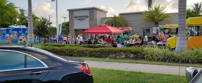 Food Truck Night In Boca Raton