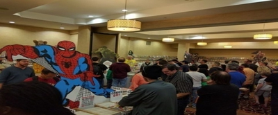 Jacksonville / CBC 2-Day Comic Book and Toy Show