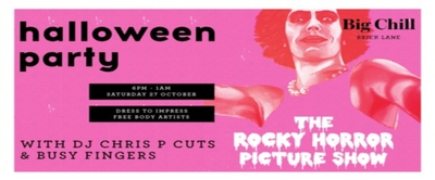 Big Chill Brick Lane: Rocky Horror Picture Show Halloween Sp