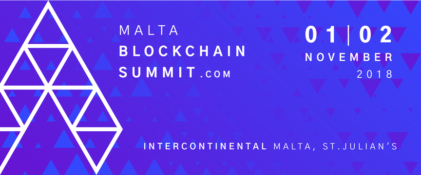 Malta Blockchain Summit - A Buzzing Show on the Blockchain Island