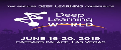 Deep Learning World Las Vegas 2019