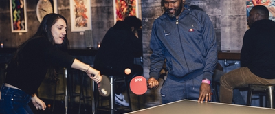 Community Ping Pong Lessons at SPIN SF