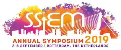 SSIEM Annual Symposium 2019, 3-6 September 2019, Rotterdam,