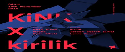 KiNK vs. Kirilik with Nastia, Ryan Elliott & Jeroen Search