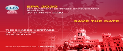 EPA 2020 Madrid, Spain: 28th European Congress of Psychiatry