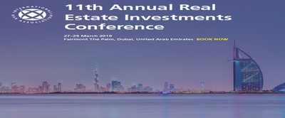 11th Annual Real Estate Investments Conference, March 2019,