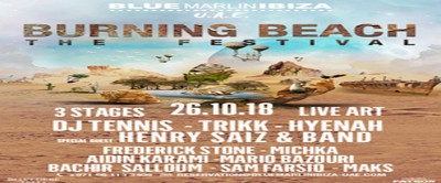 Burning Beach: The Festival at Blue Marlin Ibiza UAE