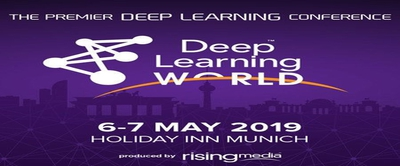 Deep Learning World Munich 2019