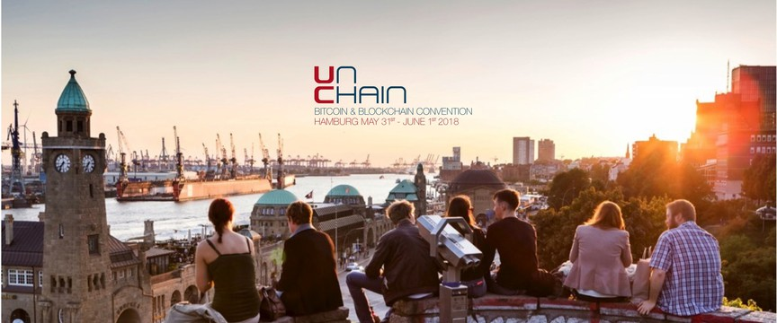 UNCHAIN Convention 2018 - UNCHAIN is a 2 day conference, featuring some of the world's leading Cryptocurrency and Blockchain experts and entrepreneurs