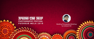 Wedding Photography Workshop by Inderjeet Gill in Pushkar Me