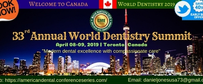 33rd Annual World Dentistry Summit