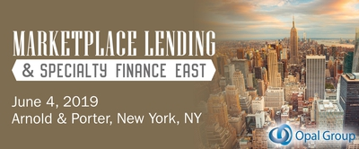 Marketplace Lending & Specialty Finance East