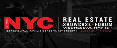The Real Deal NYC Real Estate Showcase + Forum - May 15