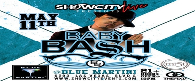 Baby Bash Live in Las Vegas