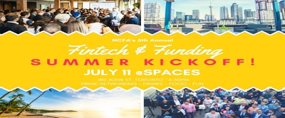 NCFA's 5th Annual Fintech & Funding Summer Kickoff