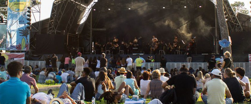 O Sol da Caparica Festival 2019 - A coastal summer celebration