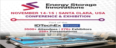Energy Storage Innovations - Conference and Exhibition, Sant