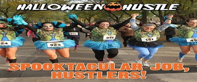 Halloween Hustle 5k and Kids Dash