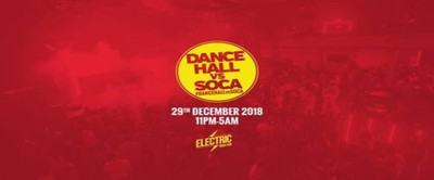 Dancehall vs Soca London
