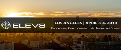 ELEV8 Los Angeles-April 3-4-Blockchain, Cryptocurrency