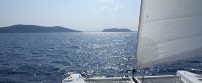 The Ultimate Digital Nomad Sailing Adventure In Greece