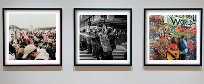 "Social Photo Show pop-up - ""Images of Protest & Dissent"""